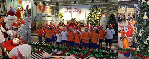 Kmart Christmas Wishing Tree Appeal'