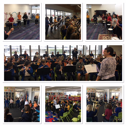 Year 5 Combined Band