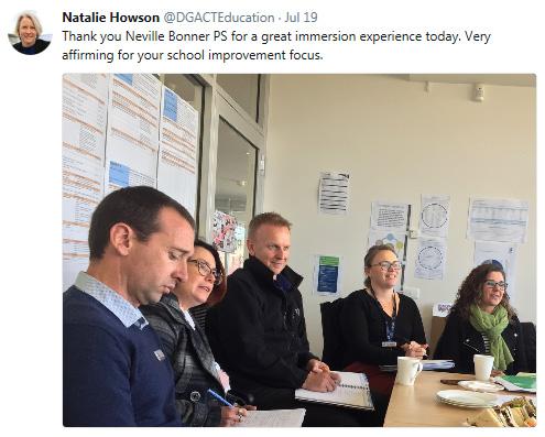Natalie Howson Twitter Post