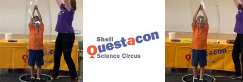Questacon Science Circus